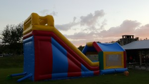 Super Combo Bounce House side 2