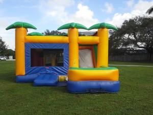 Island Combo Bounce House