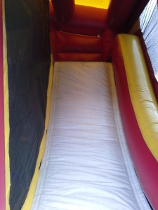 Combo Bounce House slide
