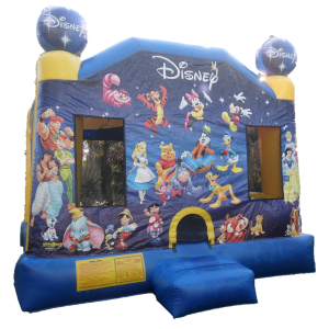 Disney Combo Bounce House