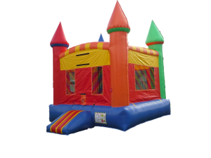 Mini Castle Bounce House party rental