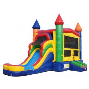 Enchanted Castle Combo Bounce House