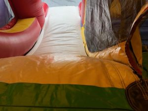 Combo Bounce House slide 3
