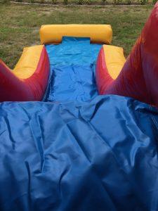 Jr. Combo Bounce House Slide