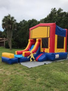 Jr. Combo Bounce House