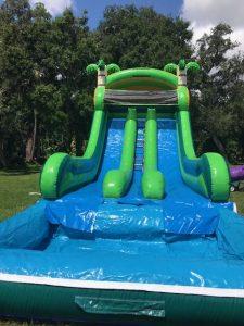 Double Trouble Water Slide