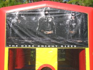 Dark Knight Banners