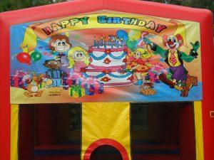Clown Banners
